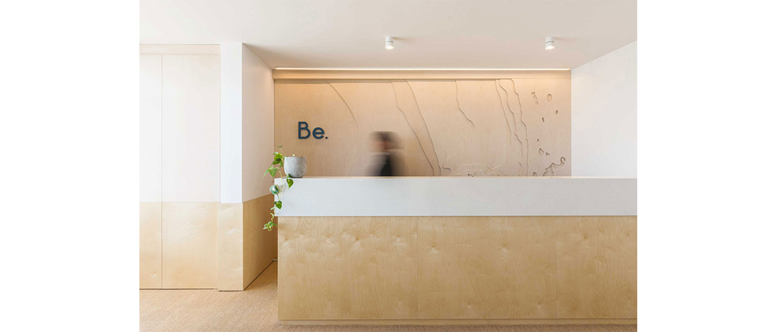 Be. by Arcadia Design Studio