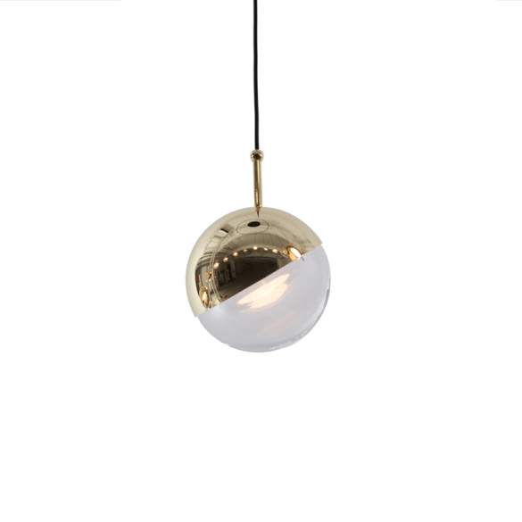 Dora Brass Single pendant