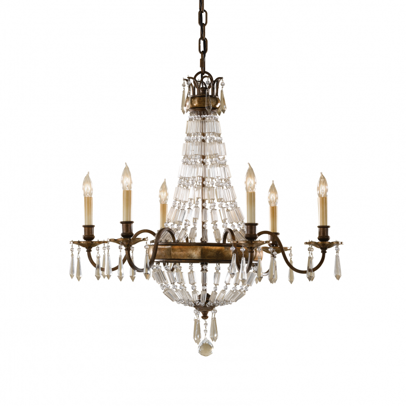 Bellini 6 Light Pendant