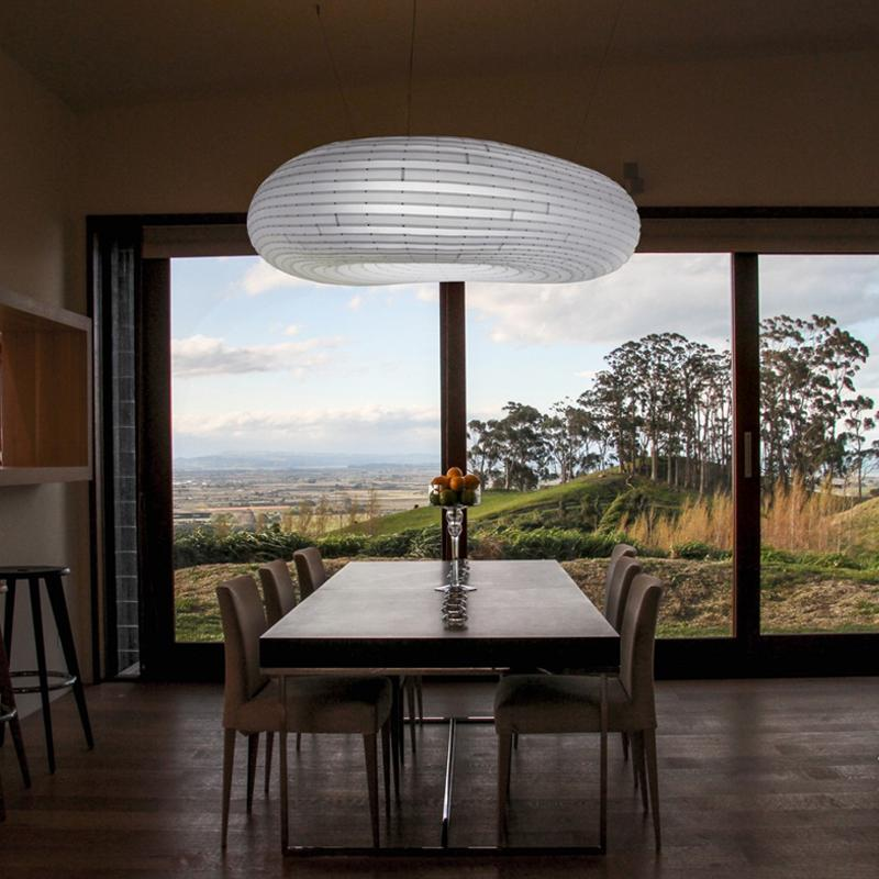 Cloud Pendants insitu