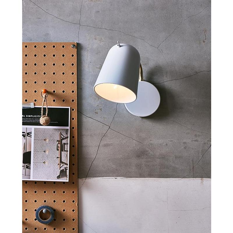 Dobi Wall Light White