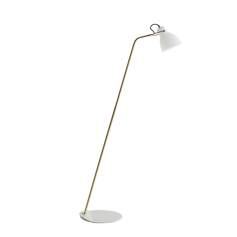 Laito Floor Lamp White