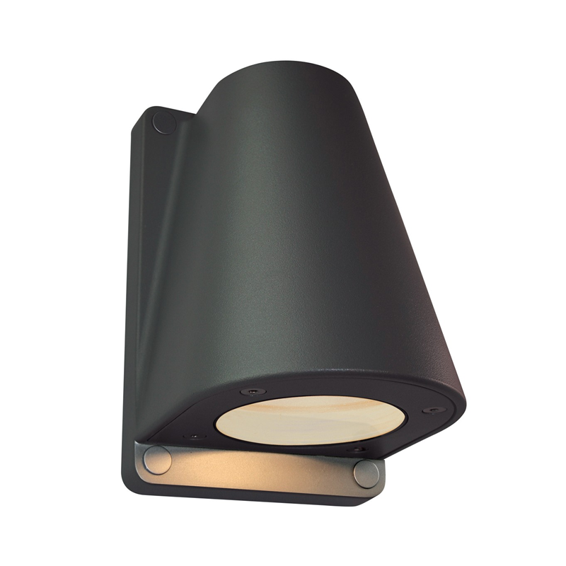 Boss Wall Light Anthracite