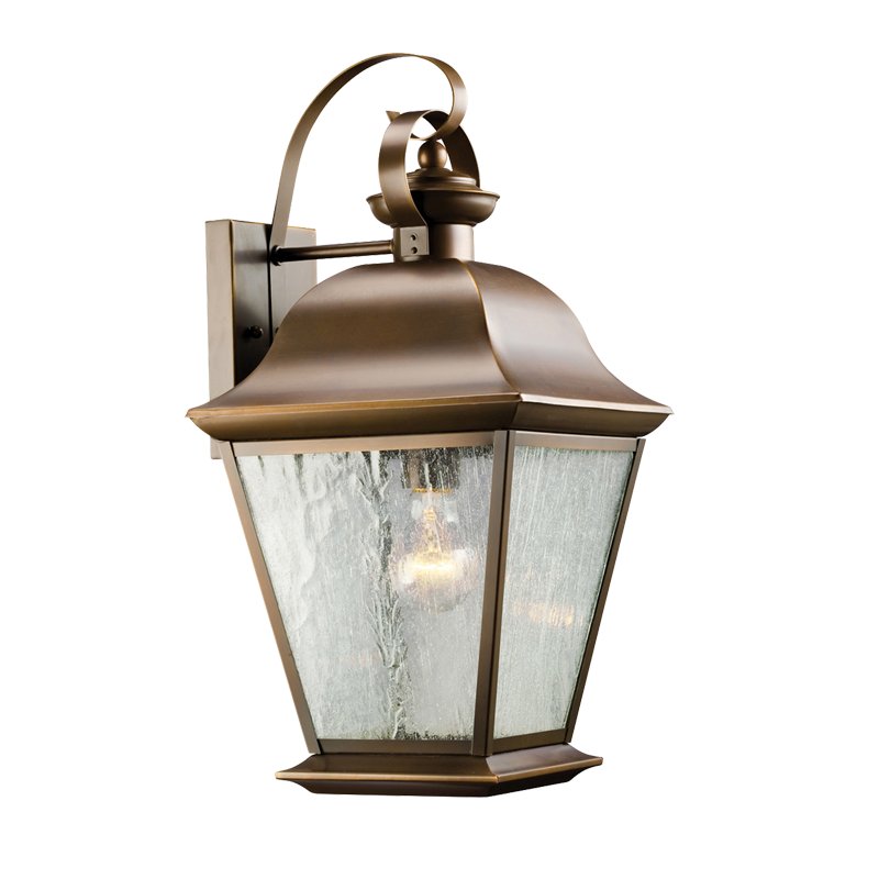 Mount Vernon Medium Wall Light OZ