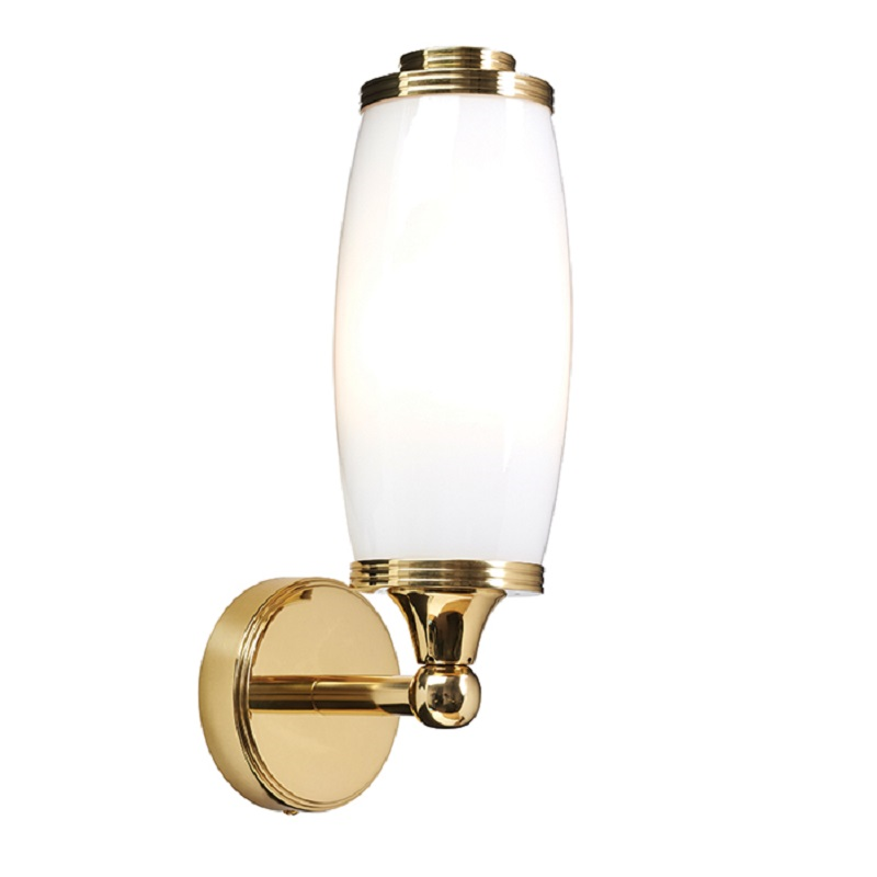 Eliot1 Polished Brass