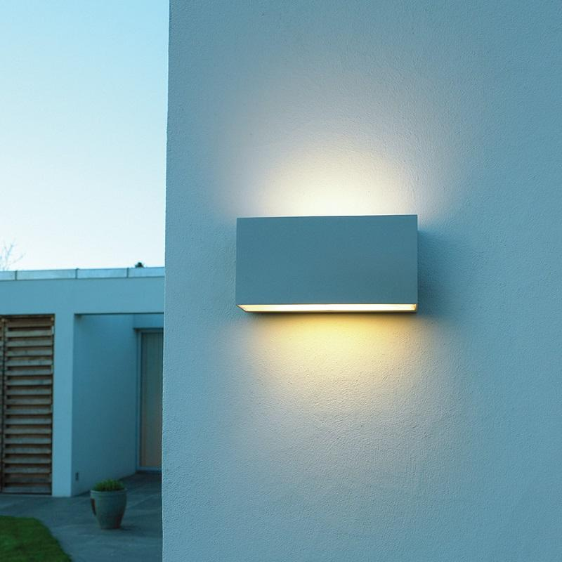 asker up-down wall light