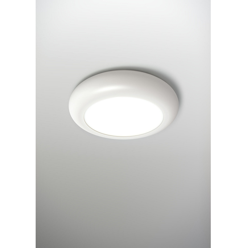 Emma White Ceiling Light