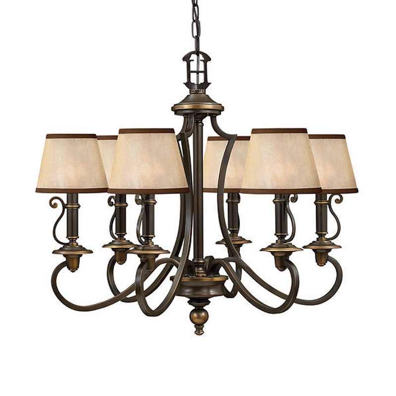 Plymouth 6 Light Pendant