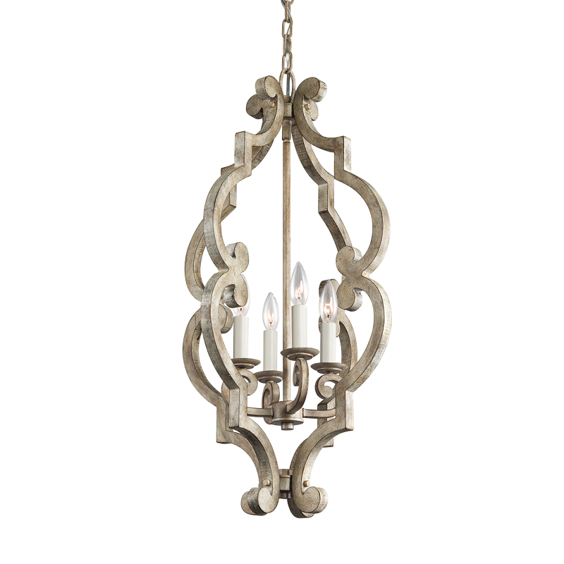 Hayman Bay 4 Light Pendant