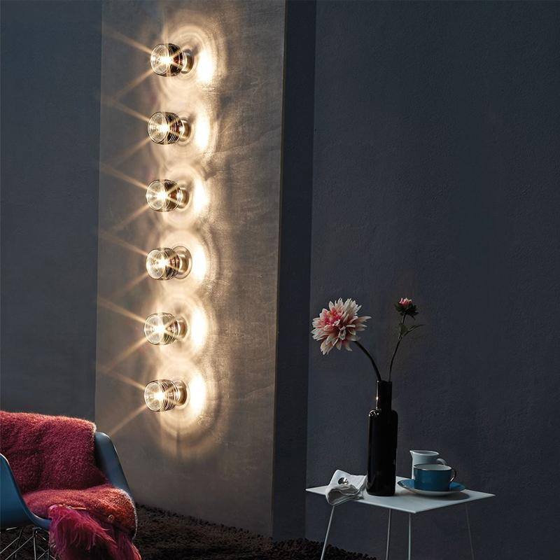 Damasco Topax Single Wall Light