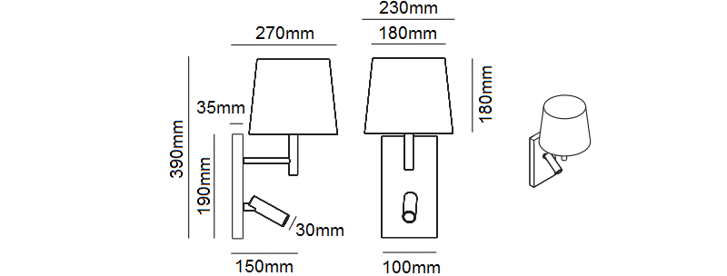 Jerry Hotel Dimensions