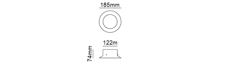 Maine Ceiling Dimensions