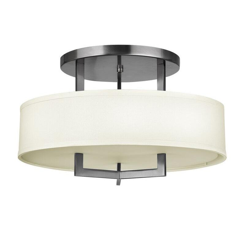 Hampton Semi Flush