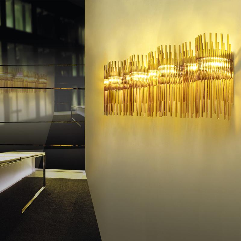 Diadema Topaz long wall light