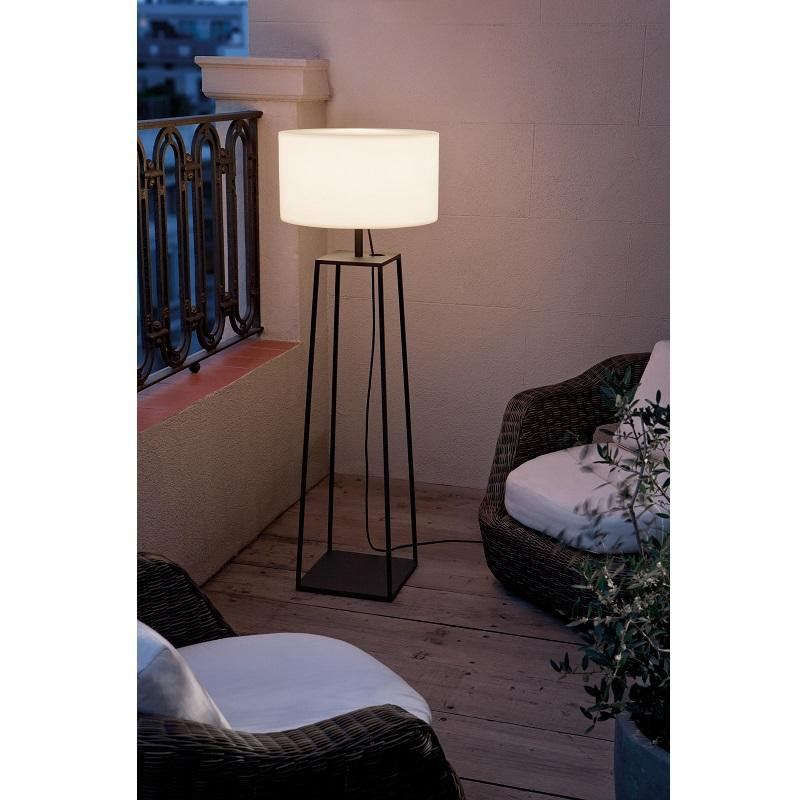 Tiffany Outdoor Floor Lamp