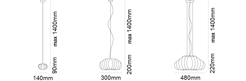 Diamante Dimensions