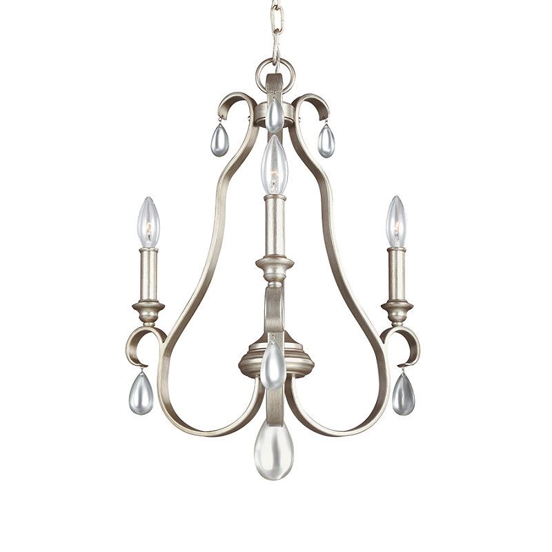 DeWitt 3 Light Chandelier