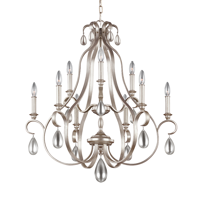 DeWitt 9 Light Chandelier