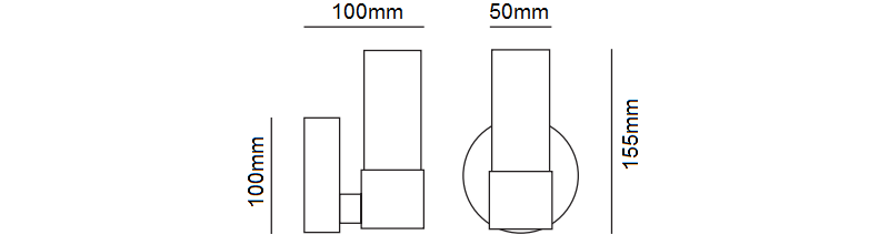 T1 Single Wall DImensions