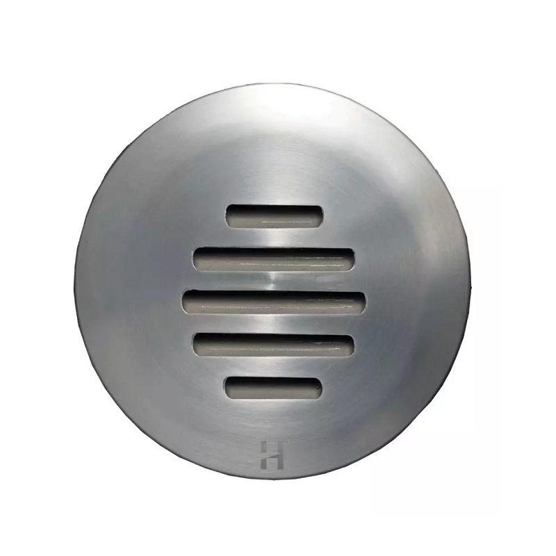 Hunza step lite louvre stainless steel