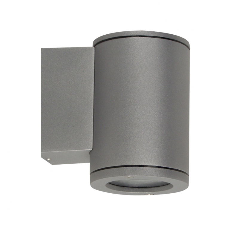 Rore small wall down light dark grey