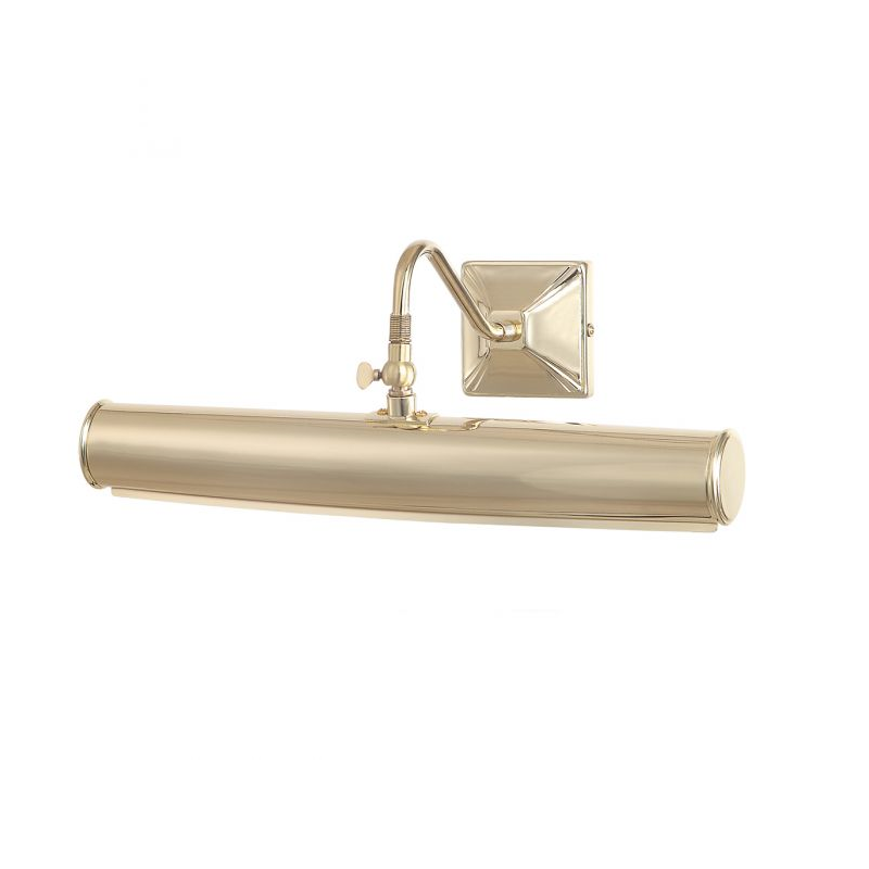 Picture Light 360mm - Polished Brass