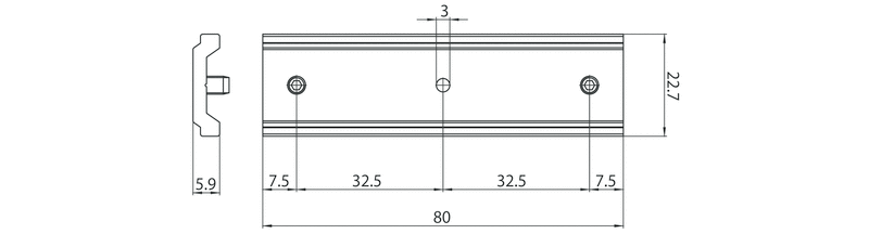 Mounting Bracket Dimensions
