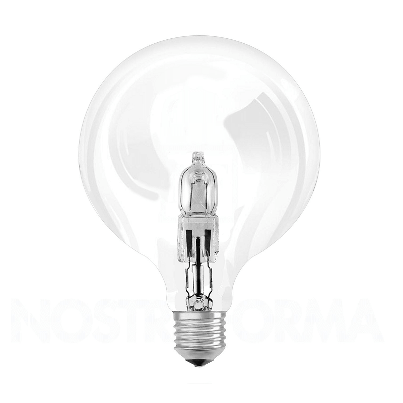 G95 clear halogen E27