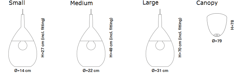 Lute Dimensions