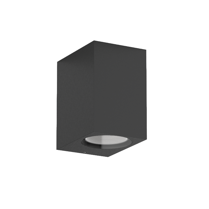 Cubic Wall Light Down