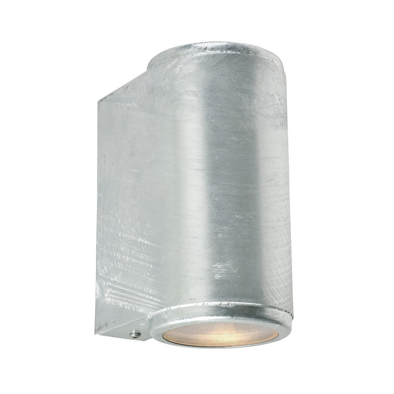 Galvanized led Wall light