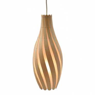 Swish Pendant Natural