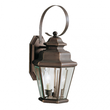 Kichler Savannah Estates Small wall light