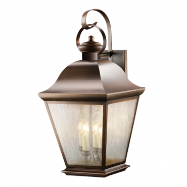 Mount Vernon Large Wall Light OZ