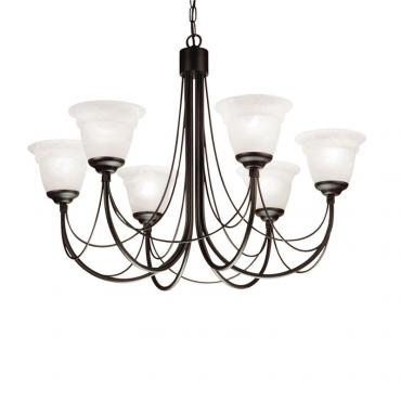 Carisbrooke 6 Light Pendant