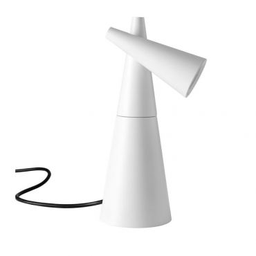 Cornet Desk Lamp White