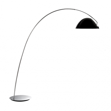 Pluma Floor Lamp Black