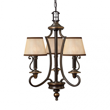 Plymouth 3 Light Pendant