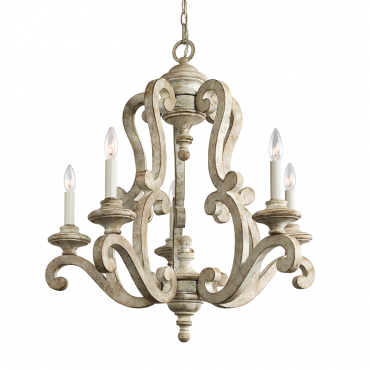 Hayman Bay 5 Light Chandelier