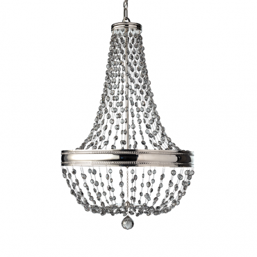 Malia 8 Light Chandelier