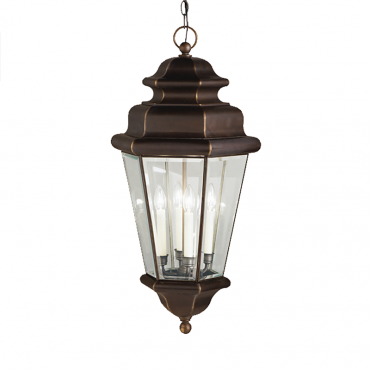 Savannah Estates Outdoor Pendant