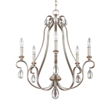 DeWitt 5 Light Chandelier