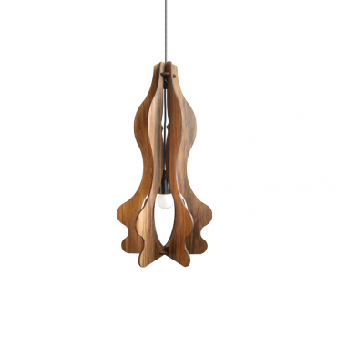 Genie 2 Bump Pendant Blackwood