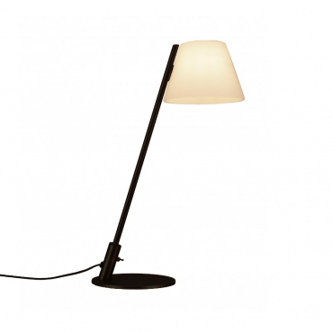 Hilton table lamp Black