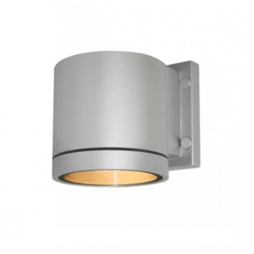 Moby Downlight silver