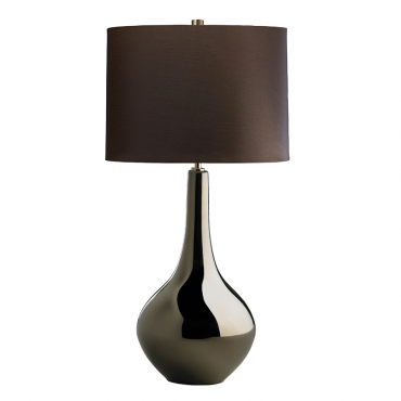 Job Bronze Metallic Table Lamp Base