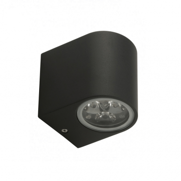 Epsilon outdoor wall light