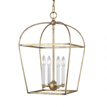 Stonington Small 4 Light Lantern