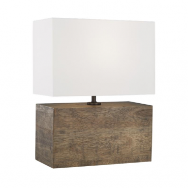 Redmond Table Lamp Base & Shade