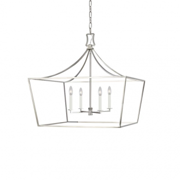 Southold Wide 4 Light Lantern